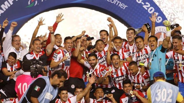 De la mano del Atlético de Madrid, San Luis se niega a pagar derecho de piso