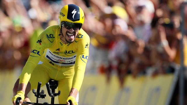 Alaphilippe med maktdemonstrasjon: – For en syklist!