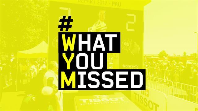 #WhatYouMissed in etappe 13 van de Tour de France 2019: onnavolgbare Alaphilippe