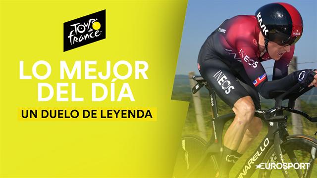 Tour de Francia 2019: Duelo de leyenda en la crono entre Thomas y Alaphilippe