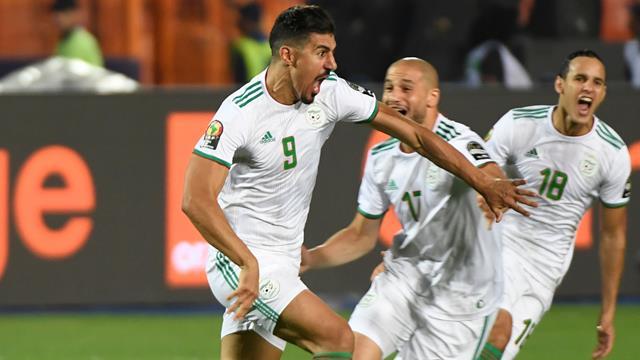 Delirio Algeria con Bounedjah: 1-0 al Senegal e seconda Coppa d'Africa della storia