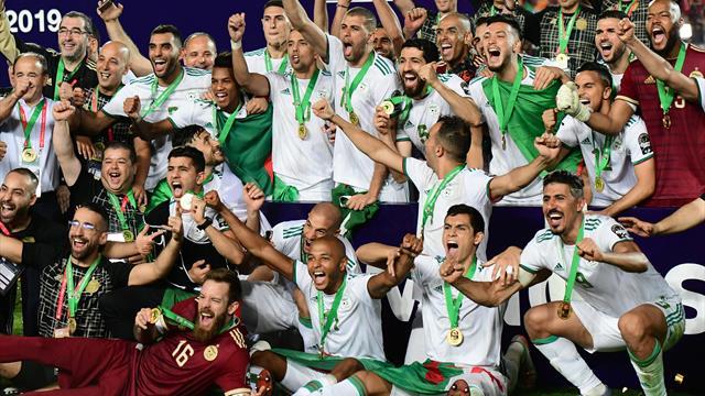 Petite finale, grand sacre pour l'Algérie