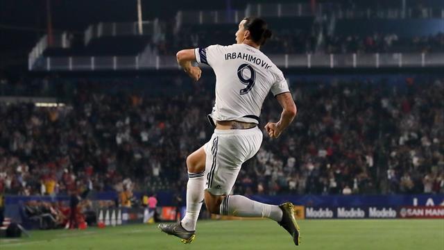 Un chef d'oeuvre, un triplé et une victoire dans le derby : Signé Zlatan