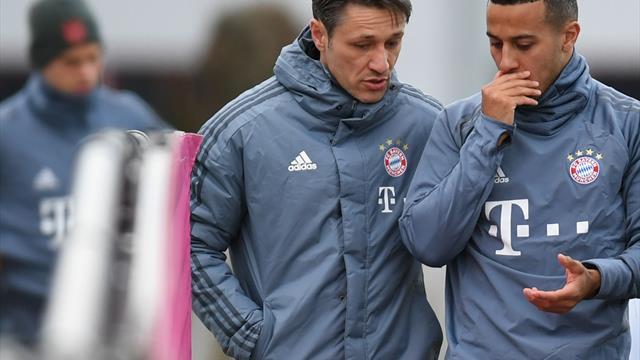 Bale zum FC Bayern? Thiago schwärmt - Kovac macht Ansage