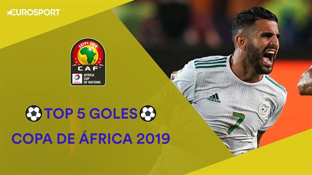 Copa de África 2019: Los cinco goles que nunca olvidaremos