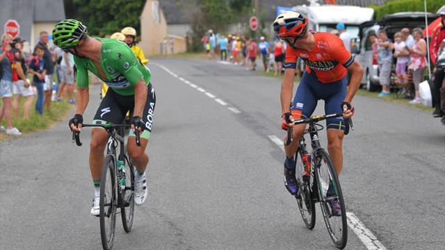 Tour de Francia 2019: ¡La extraña pareja! Fuga montada por dos cracks como Sagan y Nibali