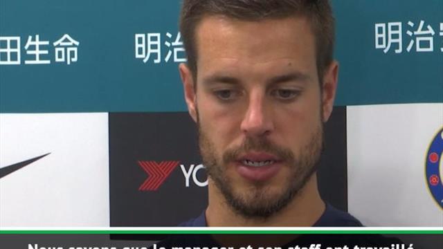 """Azpilicueta : """"Nous avons le meilleur centre de formation d'Angleterre"""""""