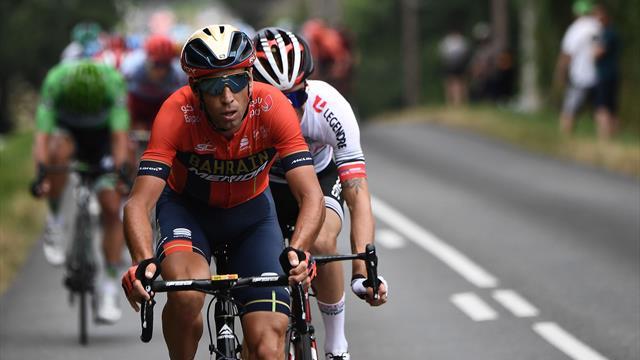 Nibali, nouveau leader de Trek-Segafredo