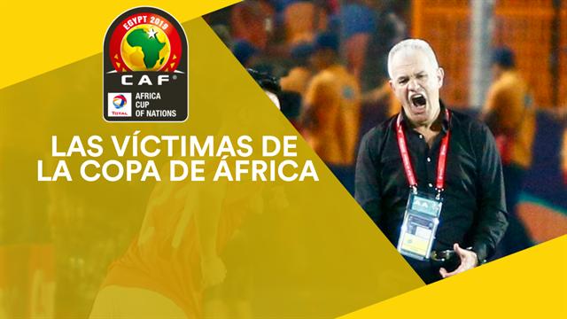 Copa de África 2019: Escabechina en los banquillos africanos