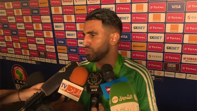 Mahrez stunned by Algeria's 'extraordinary' AFCON triumph