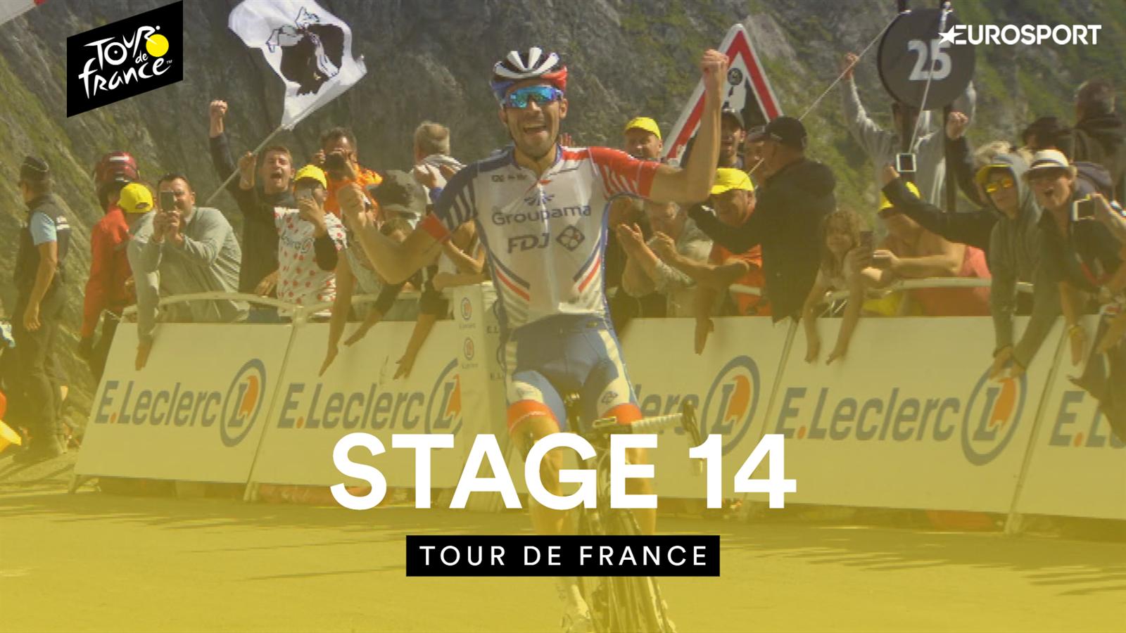 Samenvatting etappe 14 Tour de France 2019