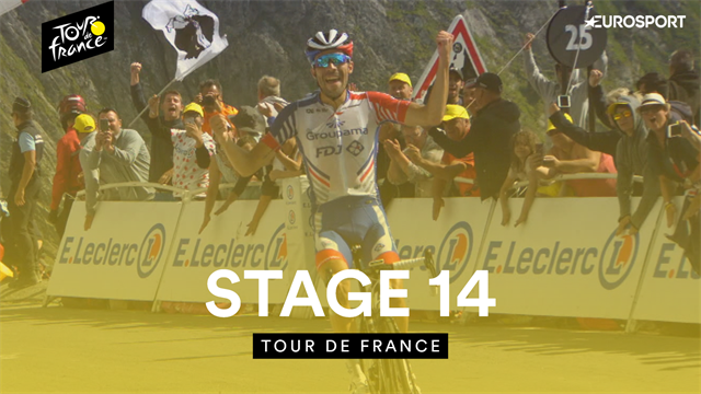Highlights: Pinot, Alaphilippe seal French one-two as Thomas loses ground