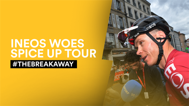 #TheBreakaway: Chris Froome's absence making Tour more exciting
