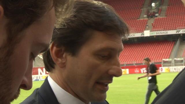 "Leonardo : ""Pas d'offre concrète concernant Neymar"""