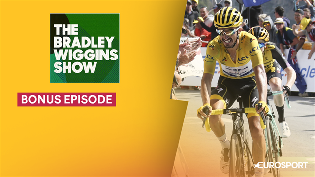 Wiggins bonus podcast: Alaphilippe in control - so is that it for G?