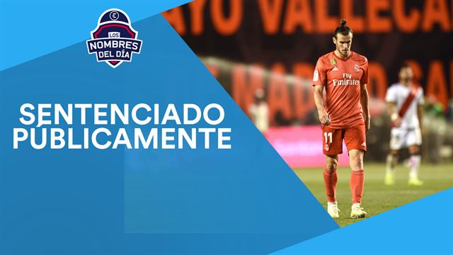 Bale, el debut del Madrid, Alaba y Neymar, los nombres del día