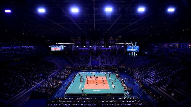 Mondiaux de volley U21 : la Chine et l'Italie en position de force à l'issue du 1er tour