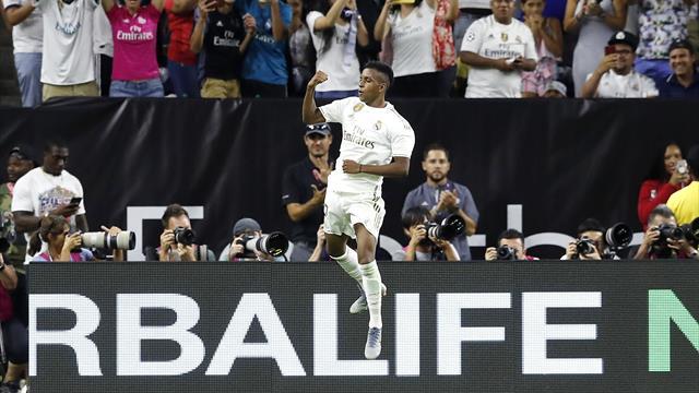 Rodrygo, la dernière pépite madrilène : son coup franc somptueux face au Bayern