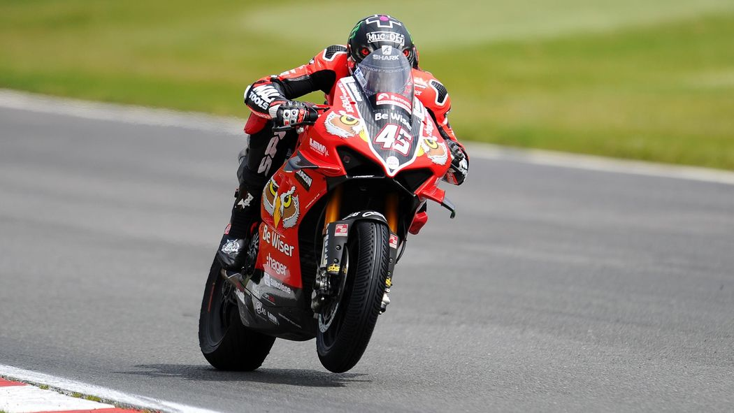 Superbikes news - Redding claims Race Two win at Snetterton