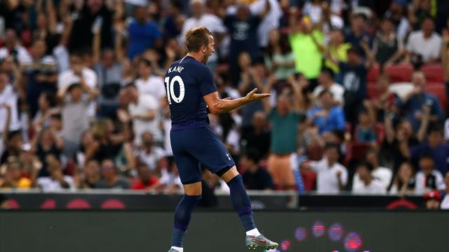 'Goal of the season!' - Disbelief as Kane scores from halfway line