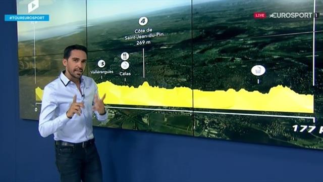 La predicción de Contador (16ª etapa): Jornada de transición idónea para los sprinters