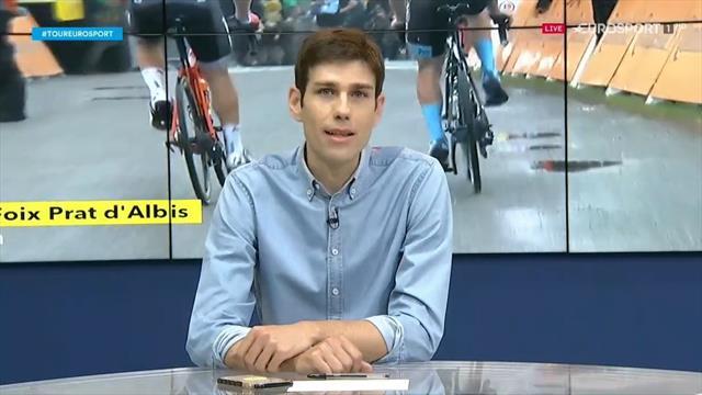 'La Montonera' (15ª etapa): Alaphilippe sufre y Pinot va a más en el Tour más emocionante