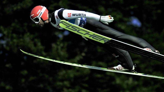 Eisenbichler verpasst Podium bei Sommer-Grand-Prix