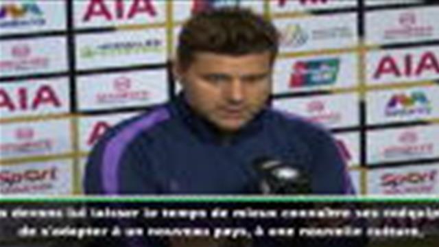 """Tottenham - Pochettino : """"Ndombele a déjà montré ses qualités"""""""