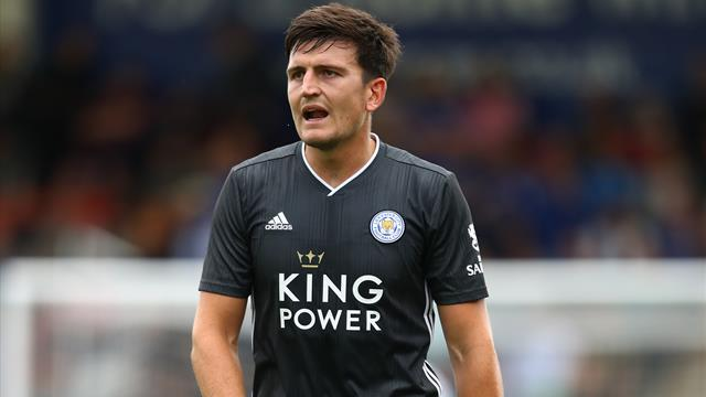 United 'on the verge of completing £80m Maguire deal'