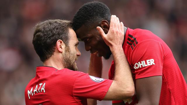 Transfer: Mata sends message to Pogba