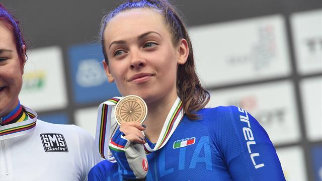 Ciclismo, le azzurre Vittoria Bussi e Letizia Paternoster investite durante gli allenamenti