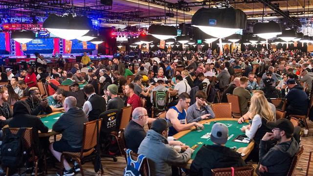 WSOP : les Français brillent à Las Vegas