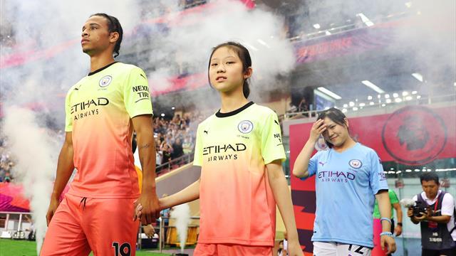 Pep Guardiola hits back at Manchester City's Premier League Asia Trophy criticism