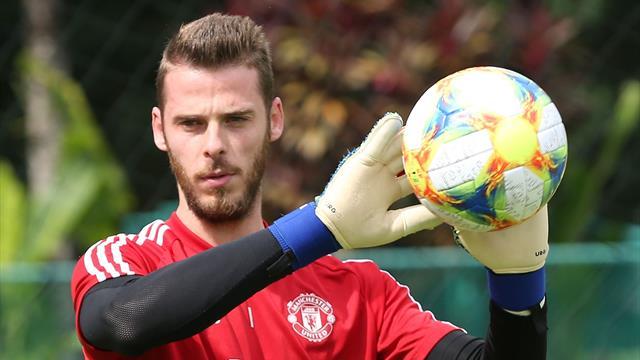 Paper Round: De Gea's United future still in doubt