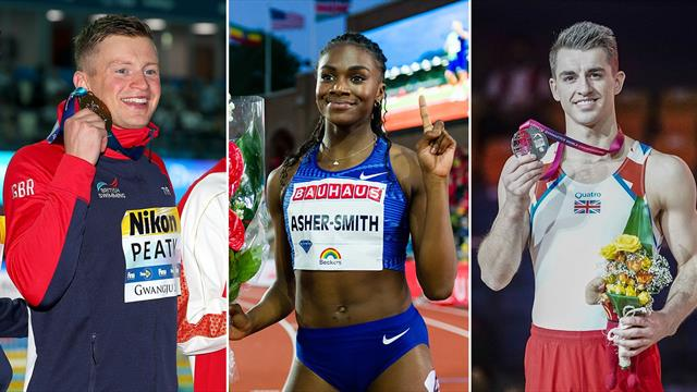 GB projected to miss medal target, win 15 golds at Tokyo 2020