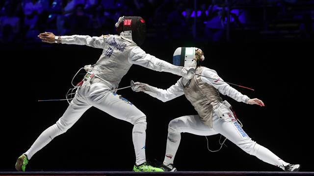 Olimpiyat öncesi son prova