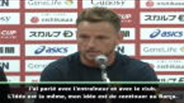Barça - Rakitić répond aux rumeurs sur son avenir