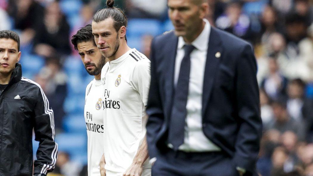 7b142f75e6a Football news - Gareth Bale IN means Zinedine Zidane OUT - Football -  Eurosport UK