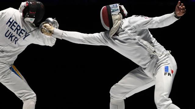 L'équipe de France masculine sacrée championne du monde d'épée à Budapest