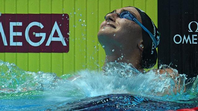 Premier sacre mondial pour Quadarella sur 1500m nage libre
