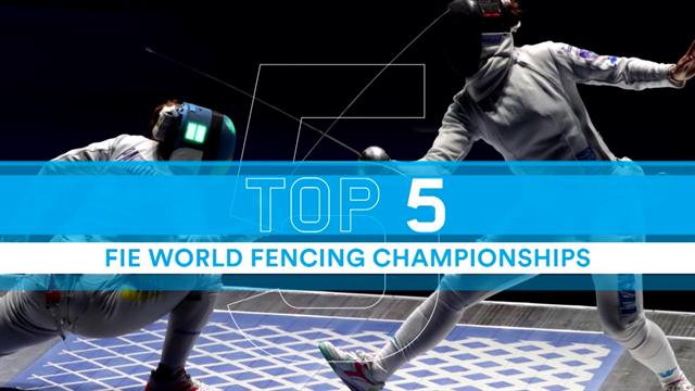 Die Top 5 der Fecht-Weltmeisterschaften in Budapest