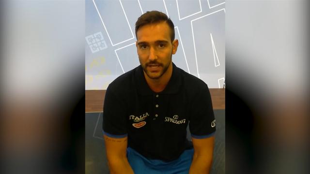 """Moraschini: """"Con Milano posso arrivare al massimo! Il mio sogno è essere nei 12 per il Mondiale"""""""