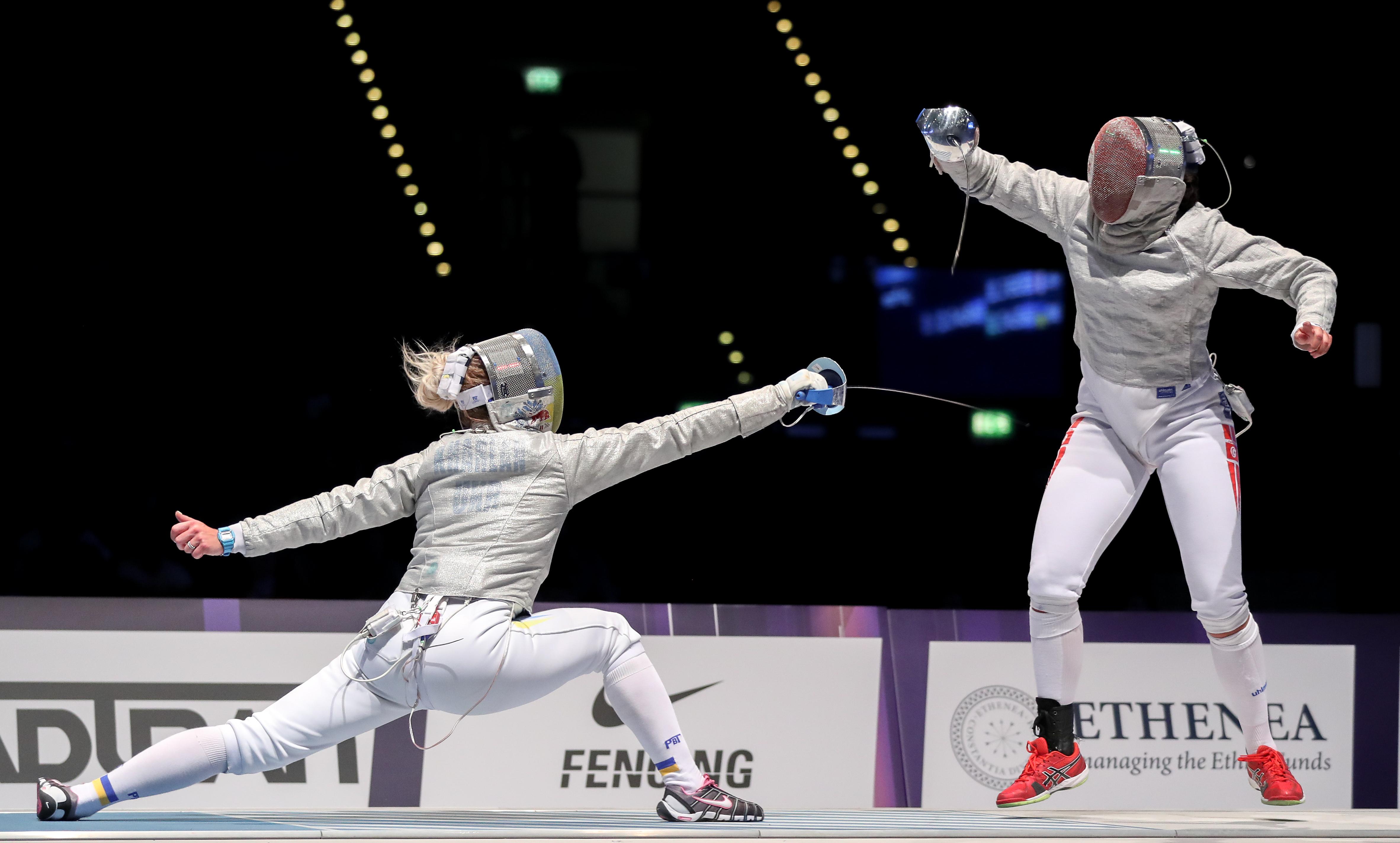 2019 Eskrim Dünya Şampiyonası