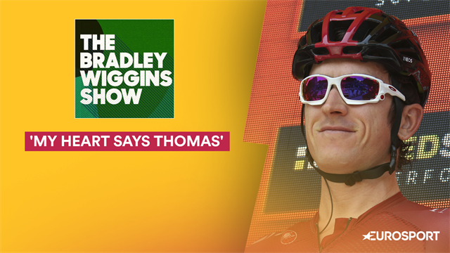 Wiggins podcast: 'My heart says Thomas, my head says Pinot'