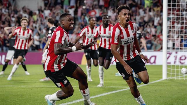 Le PSV Eindhoven renverse Bâle, Zagreb et Copenhague prennent une option