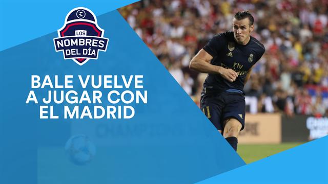 Bale, Asensio, Llorente, Messi y Tokio 2020, los nombres del día
