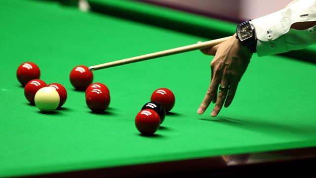 "Os grandes ""Mestres"" do snooker à conquista de Xangai"