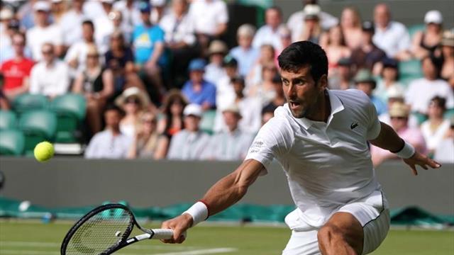 😡🎾 El padre de Djokovic dispara contra el ambiente de Wimbledon