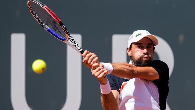 Tennis: Jérémy Chardy en quarts de finale à Kitzbühel