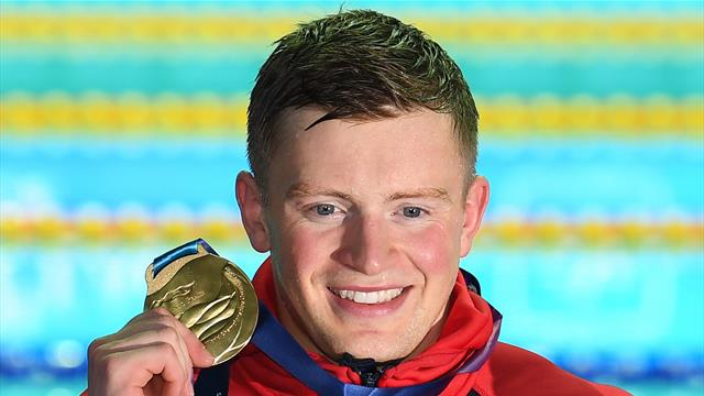 Peaty clinches seventh world title with 50m breaststroke gold